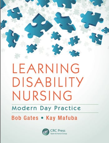 Learning Disability Nursing Modern Day Practice book cover