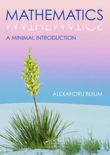 Mathematics A Minimal Introduction book cover