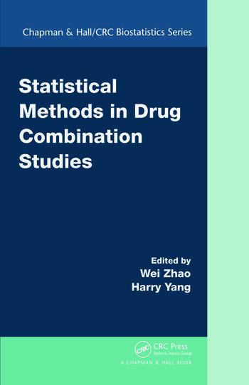 Statistical Methods in Drug Combination Studies book cover