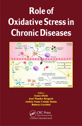Role of Oxidative Stress in Chronic Diseases book cover