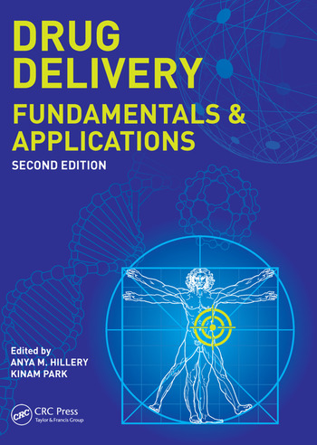 Drug Delivery Fundamentals and Applications, Second Edition book cover