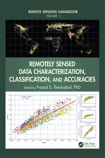 Remote Sensing Handbook - Three Volume Set book cover