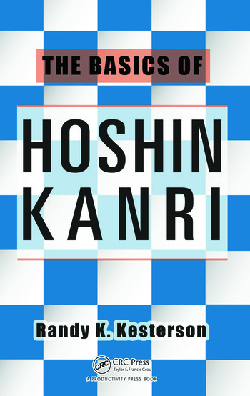 The Basics of Hoshin Kanri book cover