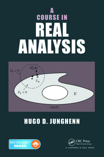A Course in Real Analysis book cover