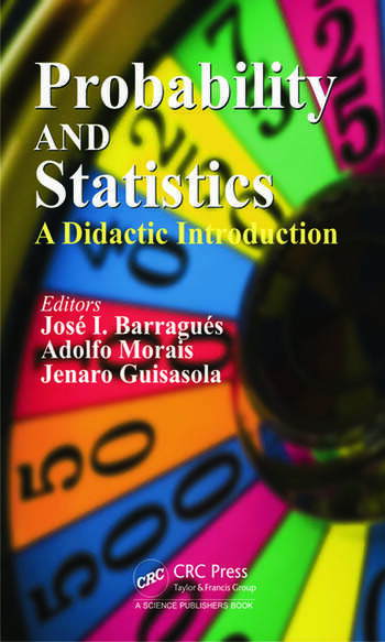 Probability and statistics a didactic introduction crc press book probability and statistics a didactic introduction fandeluxe Choice Image