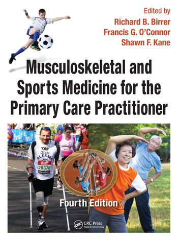 Musculoskeletal and Sports Medicine For The Primary Care Practitioner book cover