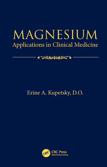 Magnesium Applications in Clinical Medicine book cover