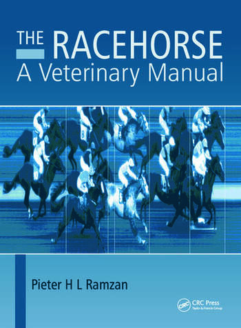 The Racehorse A Veterinary Manual book cover