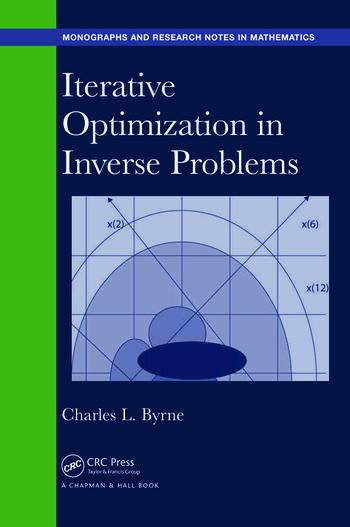 Iterative Optimization in Inverse Problems book cover