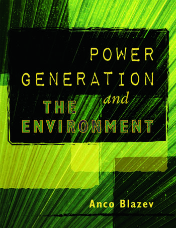 Power Generation and the Environment book cover