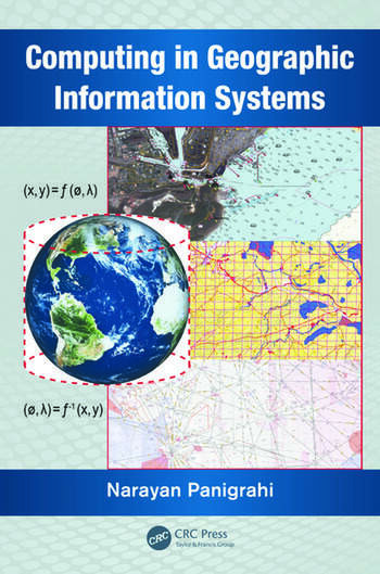 Computing in Geographic Information Systems book cover