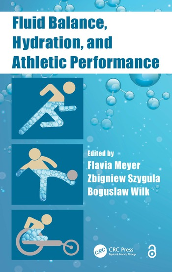 Fluid Balance, Hydration, and Athletic Performance book cover