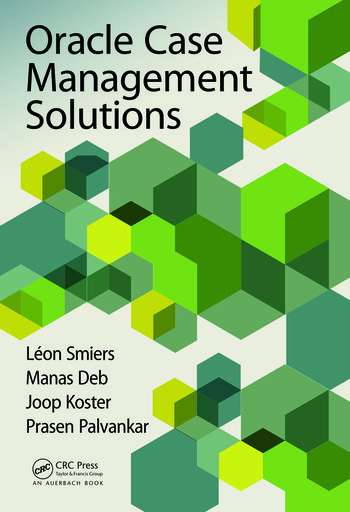 Oracle Case Management Solutions book cover