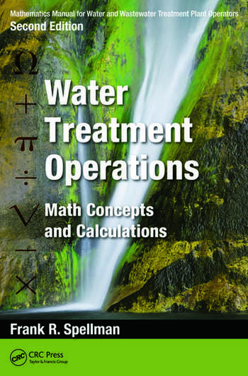 Mathematics Manual for Water and Wastewater Treatment Plant