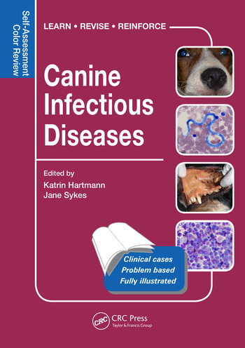 Canine Infectious Diseases Self-Assessment Color Review book cover