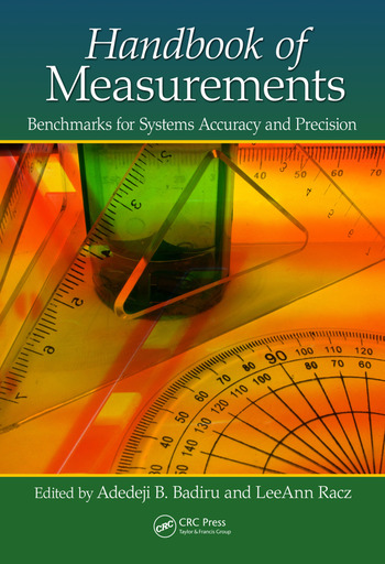 Handbook of Measurements Benchmarks for Systems Accuracy and Precision book cover