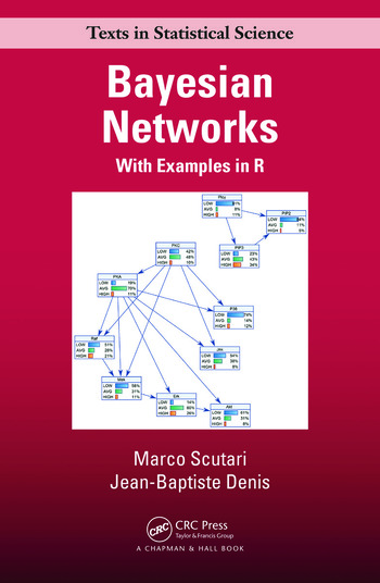 Bayesian Networks With Examples in R book cover