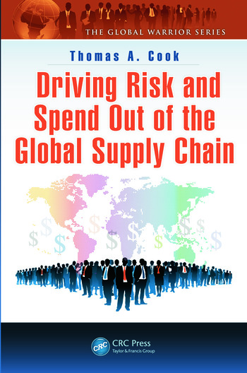 Driving Risk and Spend Out of the Global Supply Chain book cover