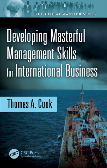 Developing Masterful Management Skills for International Business book cover