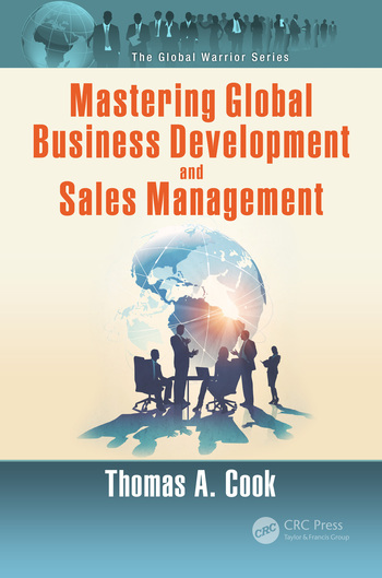 Mastering Global Business Development and Sales Management book cover