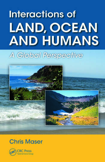 Interactions of Land, Ocean and Humans A Global Perspective book cover