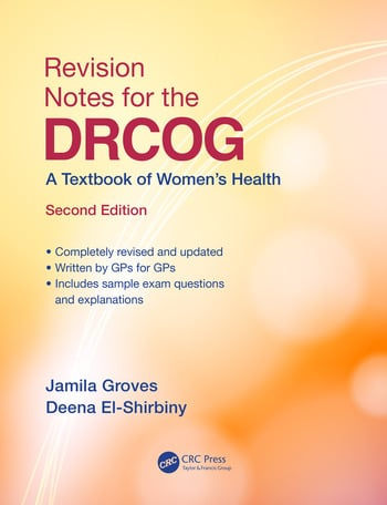 Revision Notes for the DRCOG A Textbook of Women's Health, Second Edition book cover