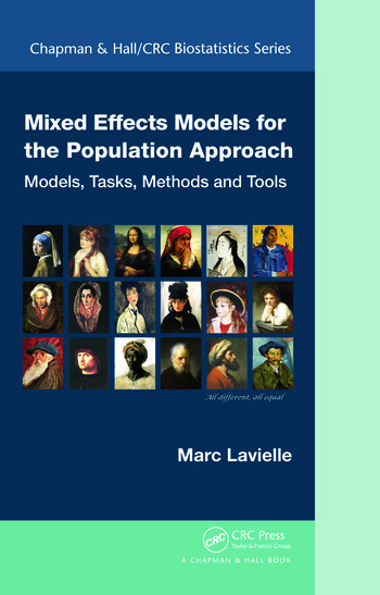 Mixed Effects Models for the Population Approach Models, Tasks, Methods and Tools book cover