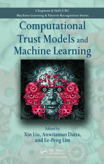 Computational Trust Models and Machine Learning book cover