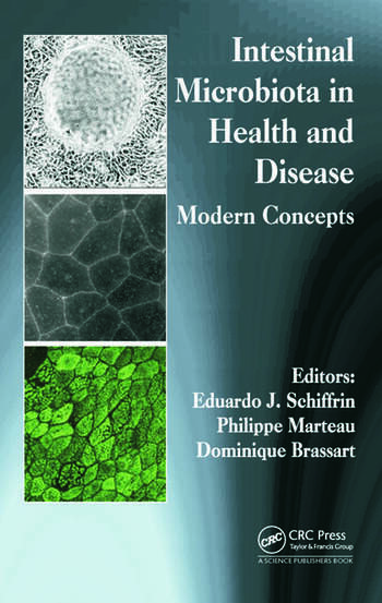 Intestinal Microbiota in Health and Disease Modern Concepts book cover