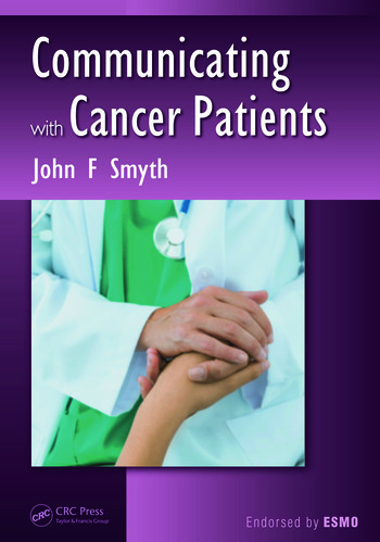 Communicating with Cancer Patients book cover