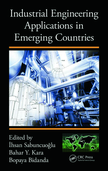 Industrial Engineering Applications in Emerging Countries book cover