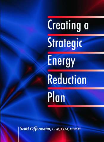 Creating a Strategic Energy Reduction Plan book cover