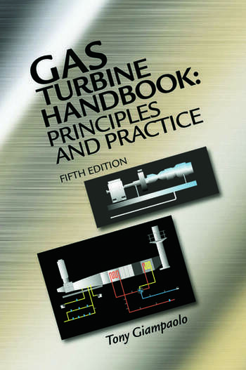 Gas Turbine Handbook Principles and Practice, Fifth Edition book cover