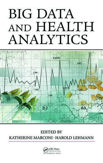 Big Data and Health Analytics book cover
