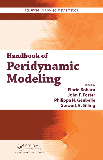 Handbook of Peridynamic Modeling book cover