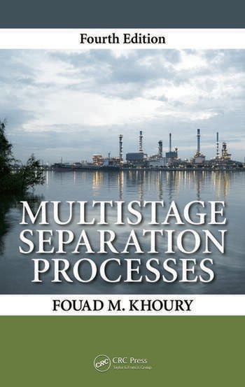 Multistage Separation Processes book cover