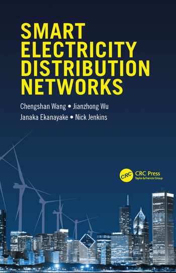 Smart Electricity Distribution Networks book cover
