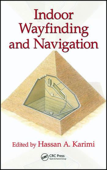 Indoor Wayfinding and Navigation book cover