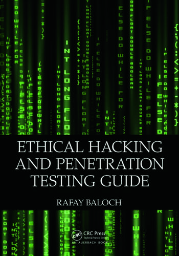 Ethical Hacking and Penetration Testing Guide book cover