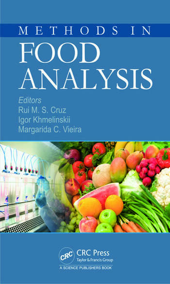 Methods in Food Analysis book cover