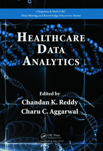 Healthcare Data Analytics book cover