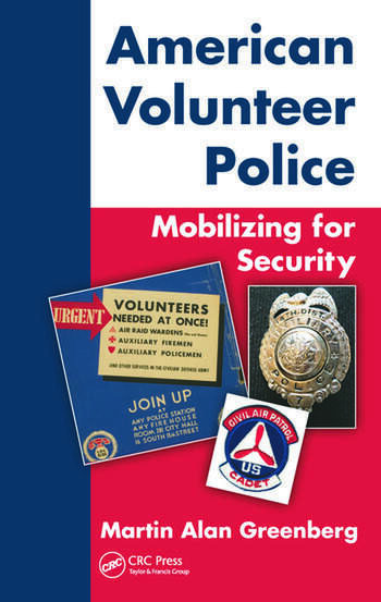 American Volunteer Police: Mobilizing for Security book cover