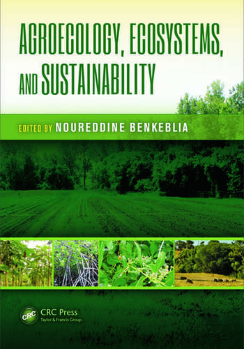 Agroecology, Ecosystems, and Sustainability book cover
