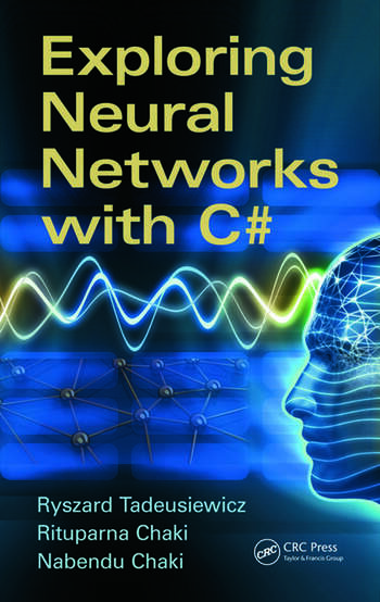 Exploring Neural Networks with C# book cover