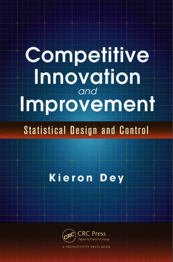 Competitive Innovation and Improvement Statistical Design and Control book cover