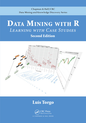 Data Mining with R Learning with Case Studies, Second Edition book cover