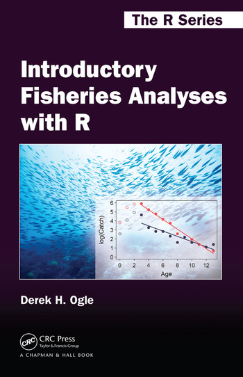 Introductory Fisheries Analyses with R book cover