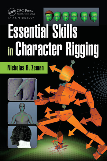 Essential Skills in Character Rigging book cover