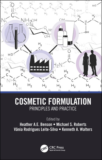 Cosmetic Formulation Principles and Practice book cover