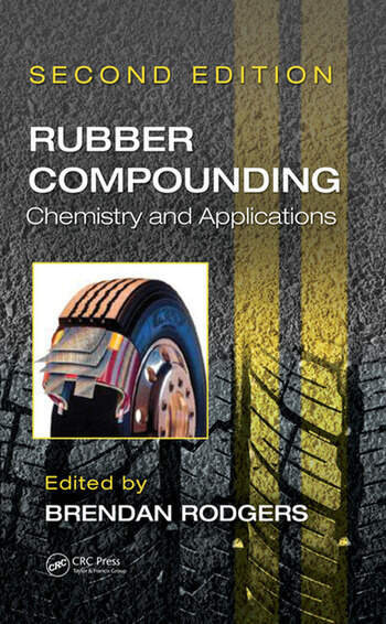 Book Cover Design Application ~ Rubber compounding chemistry and applications second